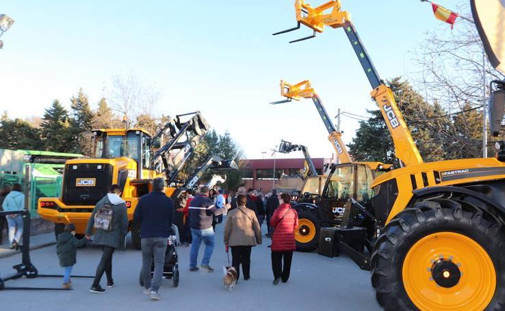 Feria de El Ángel en Fuentepelayo
