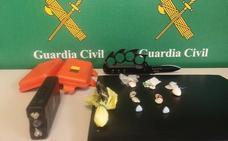 Arrestado tras fugarse de forma temeraria en un control de drogas en Palencia