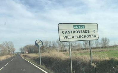 Aviso a Fomento: Villafrechós, no 'Villaflechos'