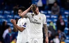 El Real Madrid abdica del trono