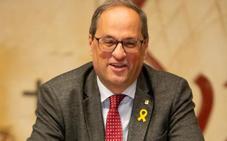 Torra reta a la oposición a que impulse una moción de censura