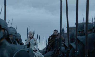 'Juego de tronos': el tráiler de la última temporada de la serie
