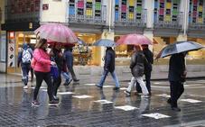 La primera lluvia de marzo pone fin a uno de los inicios de año más secos en 60 años en Palencia