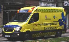 Herido un adolescente de 14 años tras ser atropellado en la avenida de Zamora de Valladolid