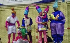 La lluvia no pudo con el Carnaval de Velilla