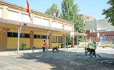 El Ayuntamiento destinó medio millón de euros al mantenimiento de colegios