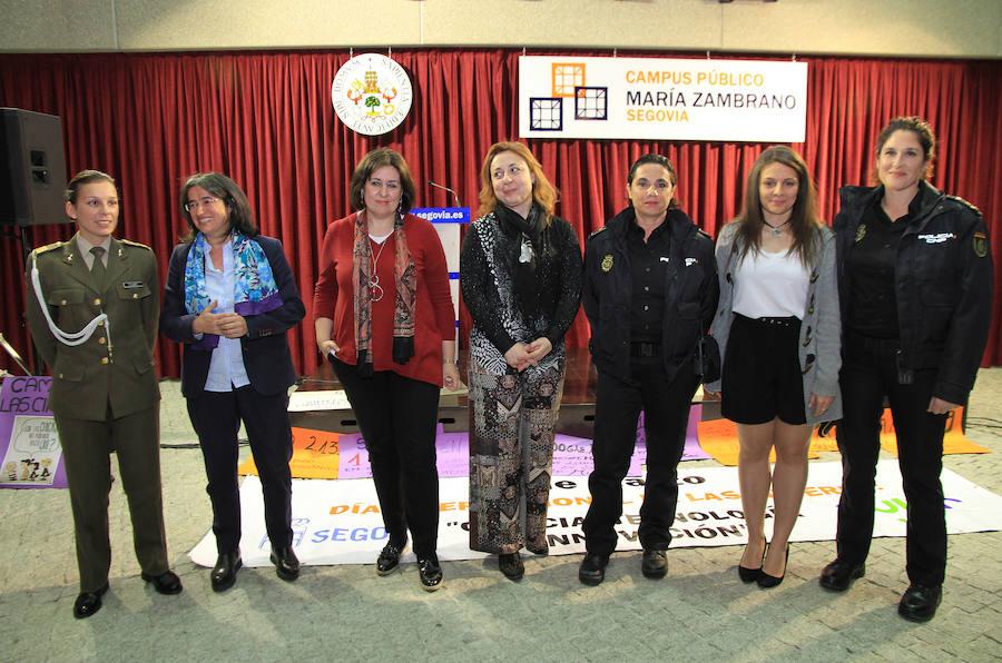 Acto central de celebración del 8-M del Consejo Sectorial de la Mujer