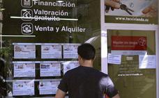 Las compraventas de casas, en máximos desde 2007