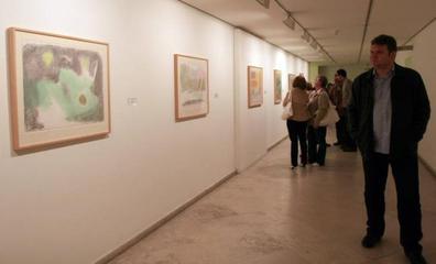 La colección de Esteban Vicente, declarada Bien de Interés Cultural