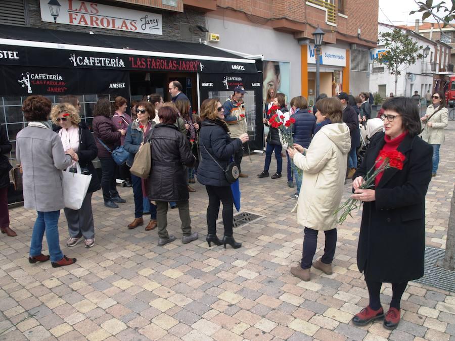 Los pueblos de Tierra de Pinares conmemoran el Día de la Mujer con diferentes actividades