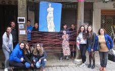 Arte en el Día de la Mujer para reivindicar cambios
