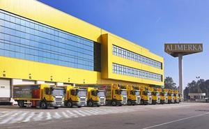 Alimerka culmina la renovación de su flota de camiones