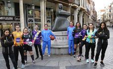El deporte femenino se instala en Palencia