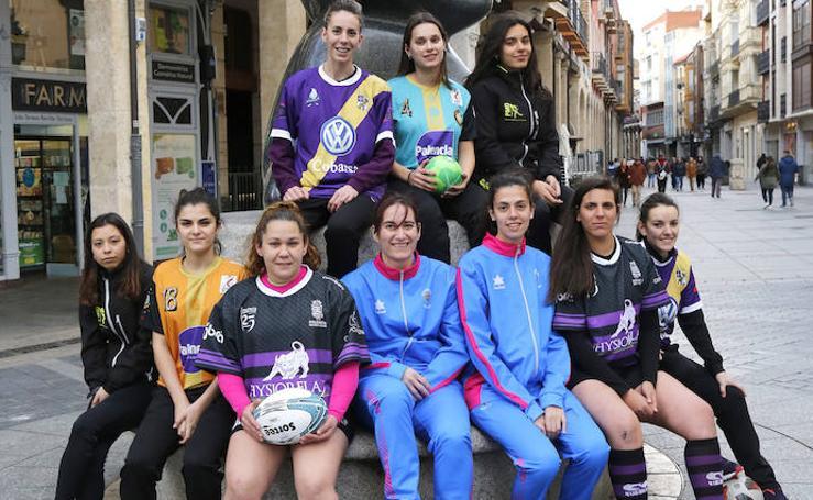 El deporte femenino en Palencia