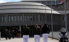 La huelga del 8-M obliga a suspender tres quirófanos del Hospital General de Segovia
