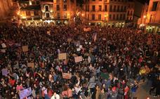 La lucha feminista de Segovia gana músculo