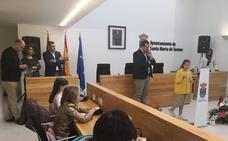 Los niños ponen voz a la obra ganadora del II Premio de Literatura de Santa Marta