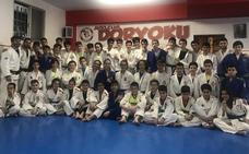 El Doryoku acude a dos torneos a Valladolid con los infantiles y cadetes