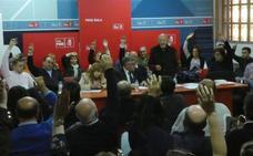 Margarita Robles y Jesús Caro lideran las listas votadas por el PSOE de Ávila al Congreso y al Senado