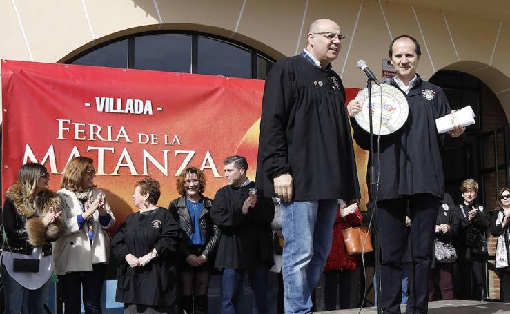 Villada celebra su tradicional matanza