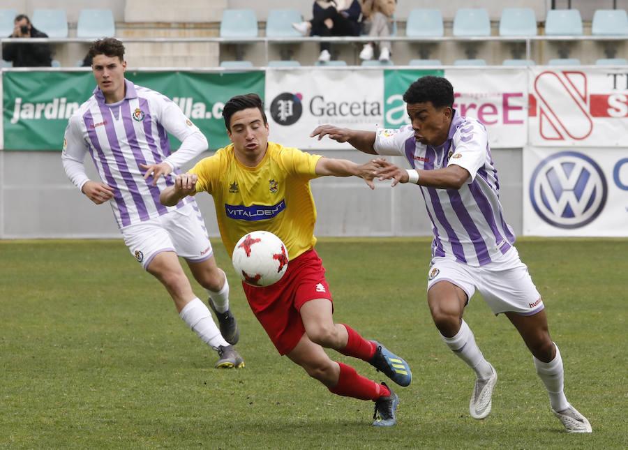CIA 0 - 3 Real Valladolid