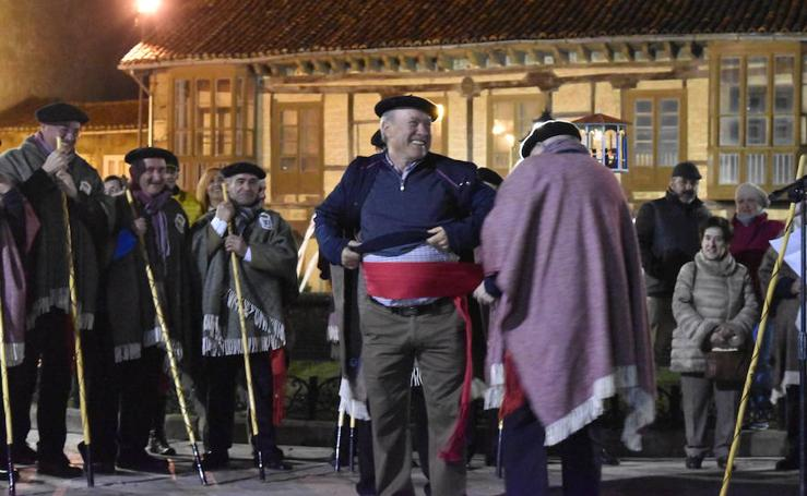 Celebración de las Marzas en Aguilar