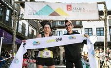Pablo Villa y Oihana Kortazar conquistan la Tres Valles de La Alberca