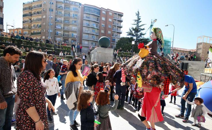El Museo del Comercio celebra la fiesta popular de la llegada de la Cuaresma (I)