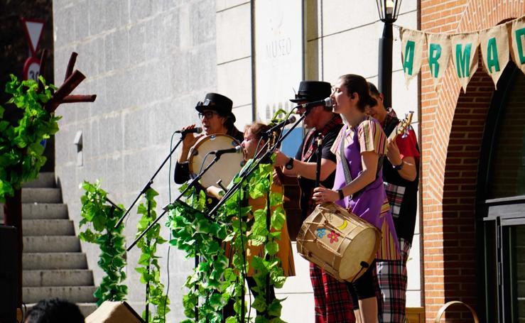 El Museo del Comercio celebra la fiesta popular de la llegada de la Cuaresma (II)