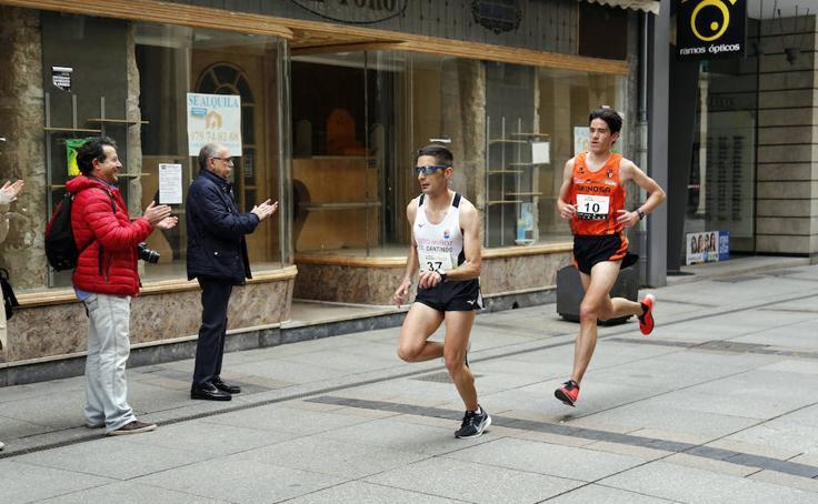 IX Media Maraton El Norte de Castilla ciudad de Palencia 2-3