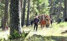 La Fiesta de los Gabarreros rescata el legado de los espinariegos viejos