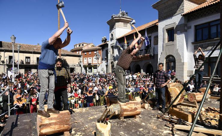 Fiesta de los Gabarreros de El Espinar