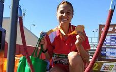 Gema Martín presenta su candidatura para ir al Mundial con un gran cuarto puesto en el Nacional de Cross