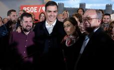 Caras nuevas y experiencia de partido en la lista provisional del PSOE de Ávila a las municipales