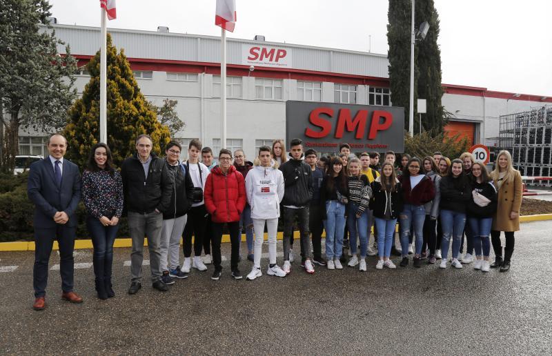 Alumnos salmantinos, en el programa STARTinova de El Norte de Castilla