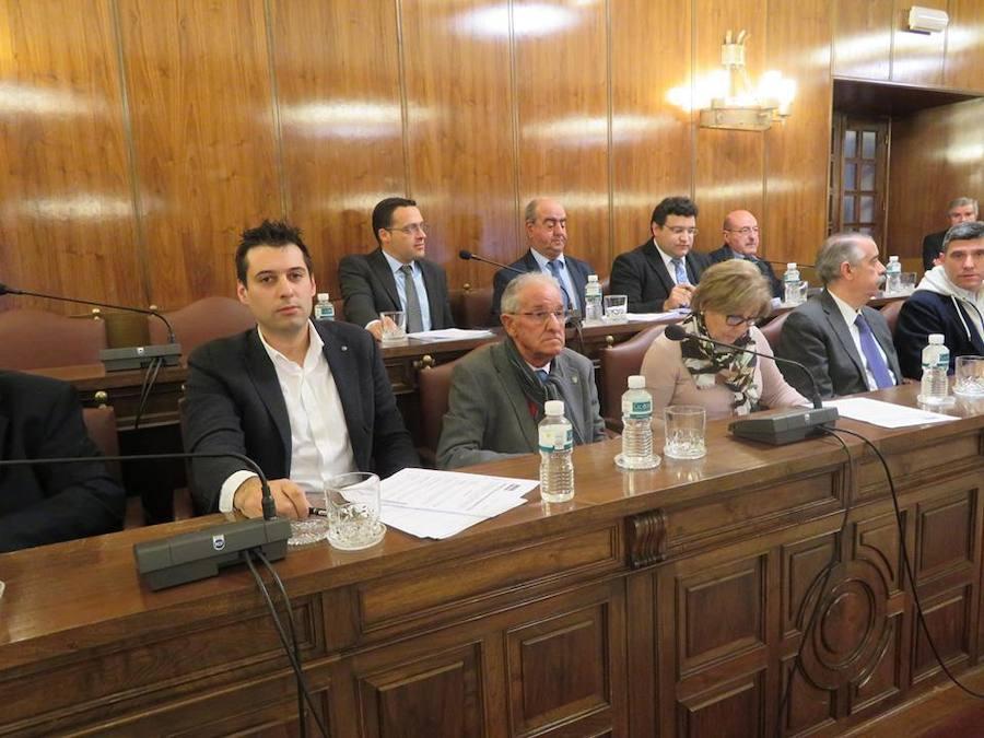 David Carrión: «Me alegro enormemente por las siglas del partido y por los habitantes de Castilla y León»