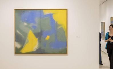 El expresionismo colorista de Esteban Vicente, en el Patio Herreriano