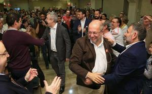 Igea: «Es una victoria de todos los militantes, de todo el partido»