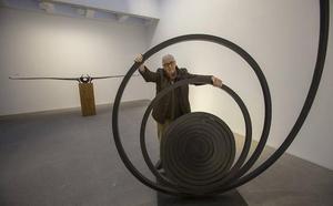 Muere Martín Chirino, el mago de las espirales y el viento