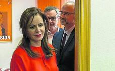 Silvia Clemente se aferra a su futuro político en Cs y llama «a trabajar todos juntos»