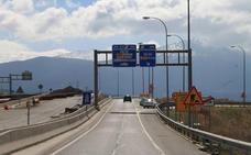 La SG-20 recupera el enlace directo de las salidas hacia Madrid