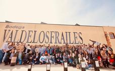Valdelosfrailes y Jóvenes por el Vino firman un manifiesto a favor de la cultura vitivinícola