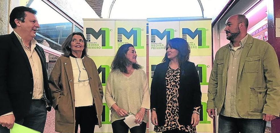 Mohíno lanza su partido en Medina del Campo con familiares y exmiembros del PP