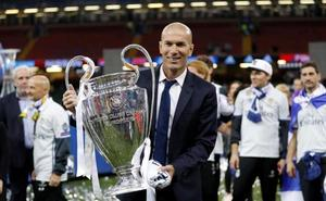 El Real Madrid se aferra a la fórmula de los segundos ciclos