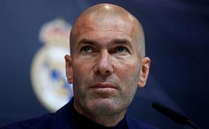 Zidane regresa al rescate del Madrid