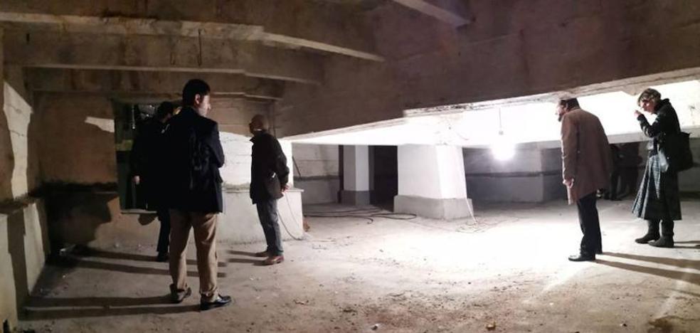 Autorizan a una vallisoletana a acceder a la cripta del Valle de los Caídos