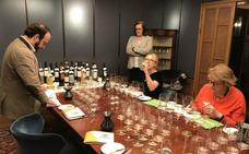 Los especialistas británicos ensalzan la versatilidad de los vinos de Rueda tras una cata