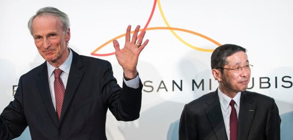 Renault, Nissan y Mitsubishi acuerdan dar un impulso a su alianza en el vigésimo aniversario