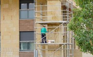 Uno de cada cuatro edificios de la ciudad no consigue superar la inspección técnica