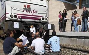 Fevesa continuará con sus reivindicaciones de mejora en las líneas férreas salmantinas